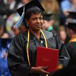 SCENES FROM SPRING COMMENCEMENT