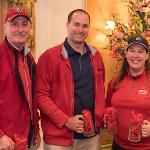 SCENES FROM THE ANNUAL ALUMNI ASSOCIATION