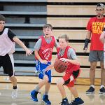 BASKETBALL ALL-SKILLS CAMP FOR STUDENTS IN THE FIRST THROUGH FOURTH GRADES.