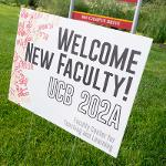 NEW FACULTY ORIENTATION WEEK WAS HELD AT THE UNIVERSITY CENTER