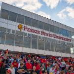 A CROWD OF 4,714 WATCHED THE BULLDOGS WIN THEIR SEASON OPENER, 49-17, OVER EAST STROUDSBURG.