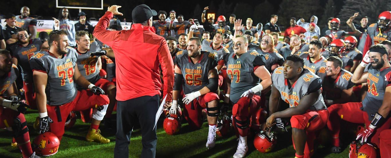 Bulldogs vs. Blazers | NCAA® DII Football Championship Dec. 15
