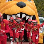 BULLDOG FOOTBALL REMAINED UNDEFEATED AT 5-0 WITH A 28-21 HOMECOMING WIN OVER ASHLAND.