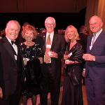 SCENES FROM THE FERRIS FOUNDATION FOR EXCELLENCE BENEFIT.
