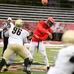 "QUARTERBACK JAYRU CAMPBELL IS A CANDIDATE FOR THE ""HARLON HILL TROPHY,"" SIGNIFYING THE BEST PLAYER IN NCAA DIVISION II."