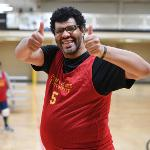 SCENES FROM THE SPECIAL OLYMPICS UNIVERSITY CELEBRATION AT THE STUDENT REC CENTER