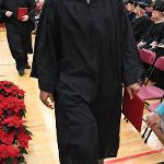 SCENES FROM DECEMBER COMMENCEMENT