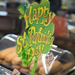ST. PATRICK'S DAY AT THE QUAD CAFE