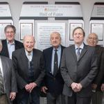 THE WELDING ENGINEERING TECHNOLOGY HALL OF FAME HELD ITS 2019 INDUCTION CEREMONY.