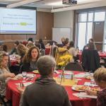 """THE FERRIS WOMEN'S NETWORK HOSTED A """"SMART SALARY NEGOTIATION"""" WORKSHOP. . ."""