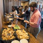 ALUMNI RECEPTION AT THE FOUNDERS BREWING COMPANY IN GRAND RAPIDS