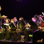 THE FSU JAZZ BAND PERFORMED ITS SPRING CONCERT AT WILLIAMS AUDITORIUM.