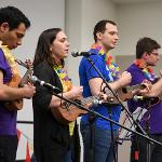 THE FERRIS COMMUNITY CELEBRATED THE 31st ANNUAL INTERNATIONAL FESTIVAL OF CULTURES.