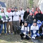 THE BIG EVENT IS A DAY FERRIS STUDENTS HAVE DEDICATED TO SERVING THE BIG RAPIDS COMMUNITY.