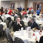 CAMPUS LEADERS WERE RECOGNIZED AT THE ANNUAL EMPLOYEE SERVICE AWARDS CELEBRATION.