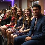 THE ANNUAL TORCHBEARER AWARDS CEREMONY RECOGNIZED THE LEADERSHIP AND SERVICE OF FERRIS STUDENTS.