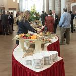 THE SOCIETIES OF DISTINCTION DINNER CELEBRATED FERRIS' MOST GENEROUS AND LOYAL SUPPORTERS.