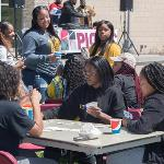 """THE ANNUAL """"PIGNIC"""" WAS HOSTED BY THE OFFICE OF MULTICULTURAL STUDENT SERVICES."""