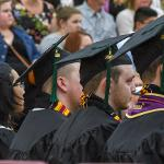 SCENES FROM MAY COMMENCEMENT