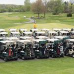 . . .AT THE GOLF CLUB AT THORNAPPLE POINTE IN GRAND RAPIDS.