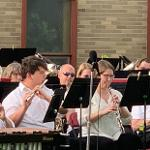 THIS MARKS THE 54th SEASON OF PERFORMING FOR THE FERRIS COMMUNITY SUMMER BAND.