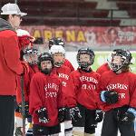 TOP NOTCH INSTRUCTION FROM NCAA DIVISION I COACHES AND PLAYERS ARE A CAMP HIGHLIGHT.