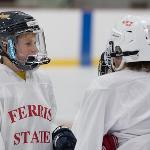 SCENES FROM HOCKEY CAMP