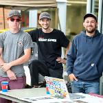 INFORMATION WAS AVAILABLE TO STUDENTS ABOUT INTRAMURAL SPORTS AND EVERYTHING ELSE THE REC CENTER HAS TO OFFER.