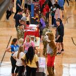 """GAMES, PRIZES AND GIVEAWAYS WERE JUST PART OF THE ACTION DURING """"REC FEST"""". . ."""