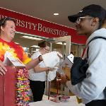FOUNDERS' DAY FUN AT THE UNIVERSITY CENTER