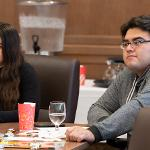 THE PROMESA SCHOLARS PROGRAM IS A LATIN@ FOCUSED LEADERSHIP AND RETENTION PROGRAM. . .