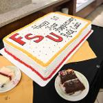THE ROCK CAFE HOSTED A 10th ANNIVERSARY CELEBRATION.
