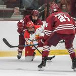 THE BULLDOGS WILL HOST CONFERENCE FOE NORTHERN MICHIGAN, OCT. 25-26, TO START THE WCHA SEASON.