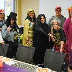 HALLOWEEN SCENES FROM THE MAIN CAMPUS