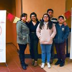 THE BULLDOG FAMILIA ASADA WELCOMED LATINX FAMILIES BACK TO FERRIS TO CONNECT WITH THEIR STUDENTS.