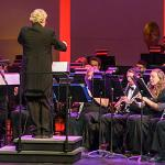 THE FSU SYMPHONY BAND HELD ITS FALL CONCERT AT WILLIAMS AUDITORIUM.
