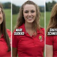 Women's Golf Coaches Association All-American Scholar Team