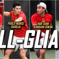 Men's Tennis - All-GLIAC Team