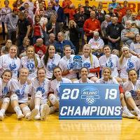 Volleyball - 2019 GLIAC ChampionsAmer
