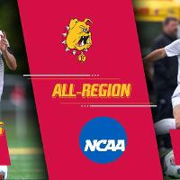 Soccer - NCAA All-Region First Team