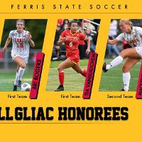 Soccer - All GLIAC Honorees