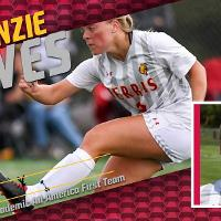 Mackenzie Dawes - Academic All-American First Team