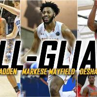 Men's Basketball - All-GLIAC Team
