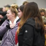 SINGLETON HAS APPEARED IN THE NATIONAL MEDIA AND SPOKEN TO OVER 35,000 STUDENTS.