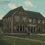 Music Hall postcard - 1912