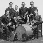1916 Ferris Institute Pharmic Orchestra
