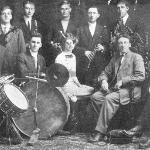 Ferris Institute Orchestra (photo by Mr. & Mrs. Otis Tule)
