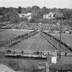 1951 Homecoming at Ferris Institute
