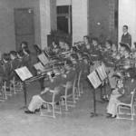 Dacho Dachoff Conducting Concert Band