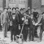 Hinkley's Celebrated Band that Made Ferris Famous